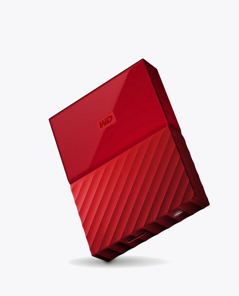 how to open wd external hard drive passport